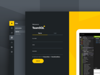 TeamSQL Redesign