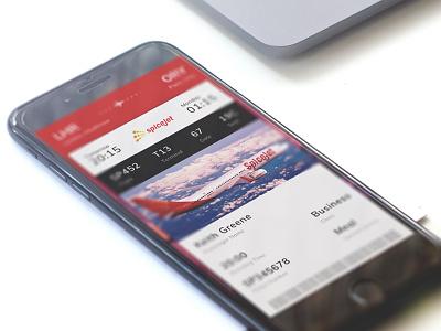 Spicejet Boarding Pass ticket boarding pass