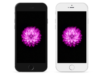 iPhone 6 Plus - Psd