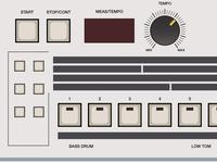 TR-909 WIP X2