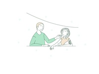 Delivery Service Illustration - 04