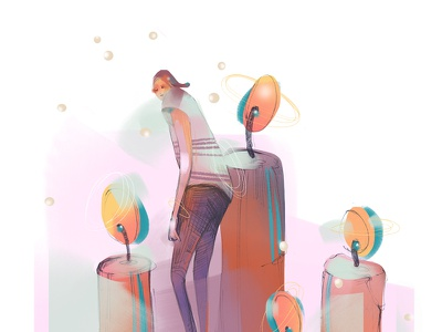 Mary Haasdyk - Portfolio - illustration digital artists illustrator illustrationart artwork editorial illustration illustration agency conceptual illustration illustrationartist illustration
