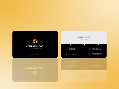 Business Card Design typography business cards luxury business card design business card