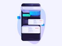 Algolia mobile search UX