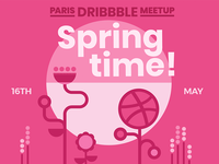 Paris Dribbble Meetup #4