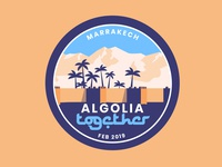Algolia together Marrakech