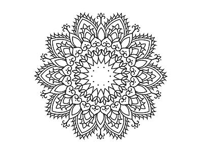 Mandala Tattoo mandala