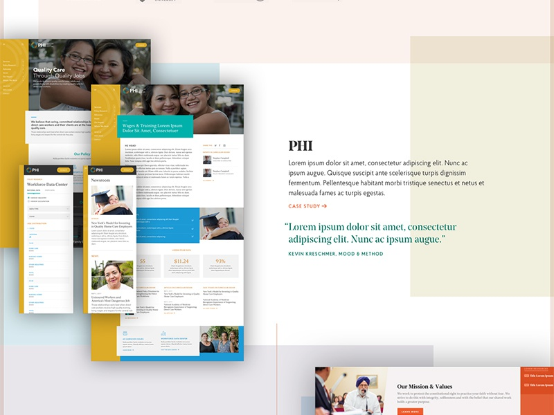 My Personal Site web design