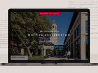 Hoover Institution Annual Report