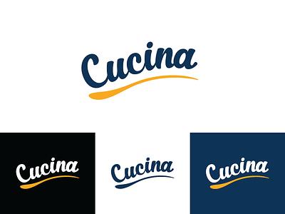 Cucina Logo Concepts palm beach restaurant logo mark branding logo