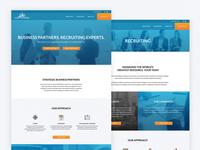 Talent Navigators Website