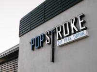 PopStroke Logo