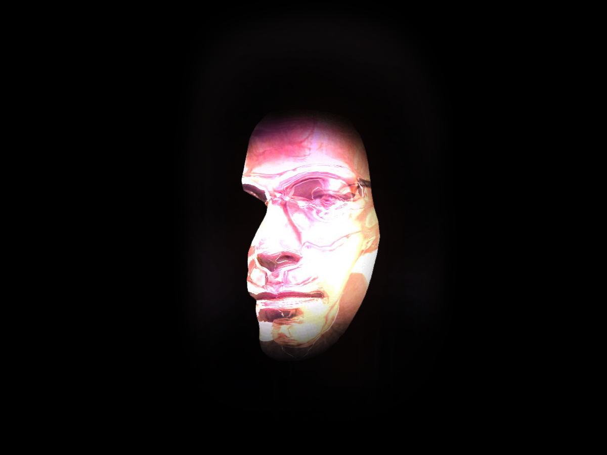 Instagram AR Filter - 5th Dimension ar space dimension portrait sparkar try interstellar augmented augmentedreality facefilter face instagram