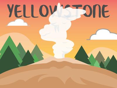 National Park Challenge: Yellowstone