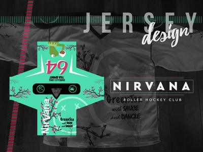 Roller Hockey Jersey Design