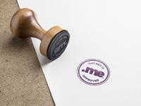 Dyob stamp mockup