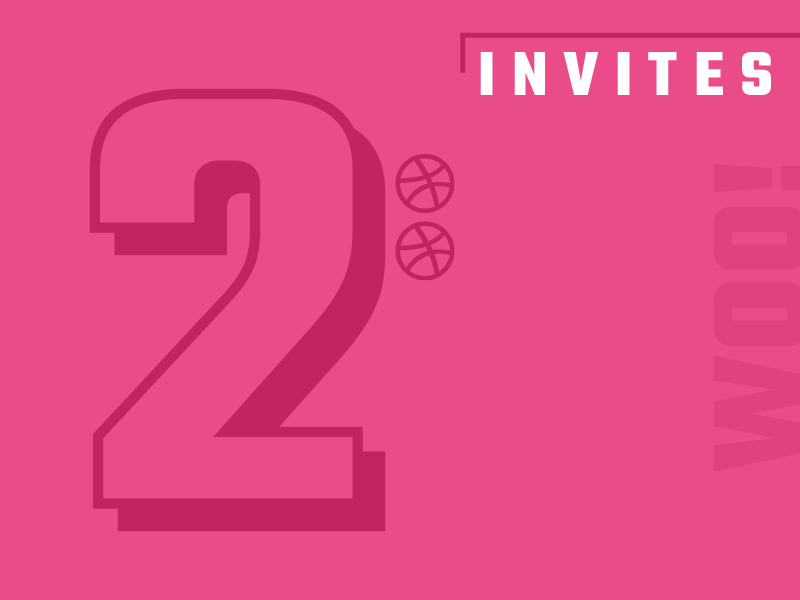 Dribbble Invite Giveaway! team illustrator drafted draft dribbble invite