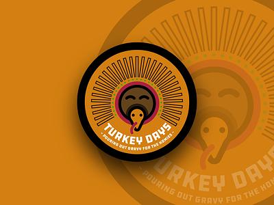 Turkey Days illustrator thanksgiving vector