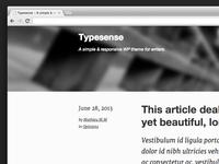 Typesense + Live preview