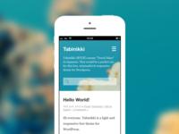 Tabinikki Live Preview