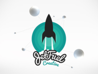 Jet Fuel Creative Logo