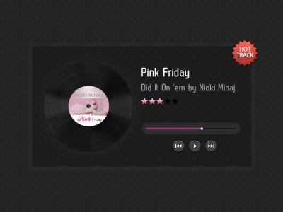 Yet Another Music Player music player album record vinyl