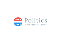 Politics Theme Logo
