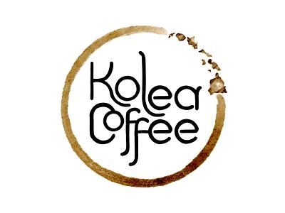 Kolea Coffee - Logo coffeeshop coffee logotype logo