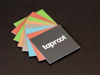 Taproot Business Cards