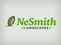 Nesmith Landscapes Logo