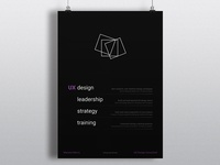 UX Design Consultancy - poster