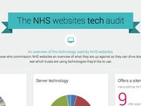 NHS Tech Audit website (NHS Hack Day Oxford)