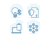 Features' icons