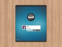 iPush Login