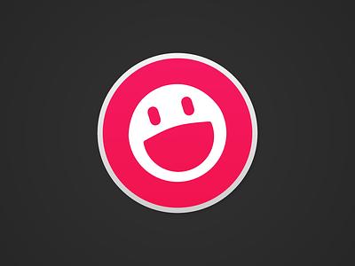Smile MacOS Icon