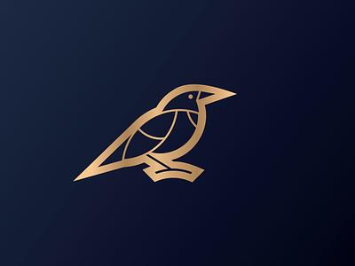 Western Meadowlark thicklines golden fowl birds kansas
