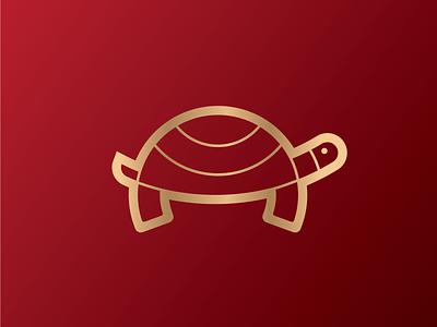 Ornate Box turtle enamel pin turtle kansas