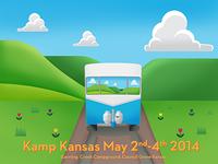 Kamp Kansas 2014