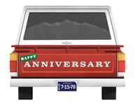 Anniversary Toyota