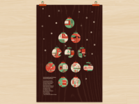 The Twelve Days of a Designer's Christmas