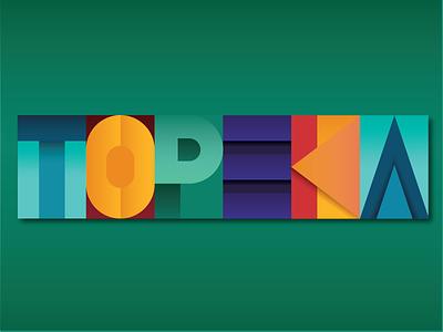 Topeka gradient typedesign type