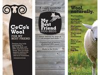 CeCe's Wool banners