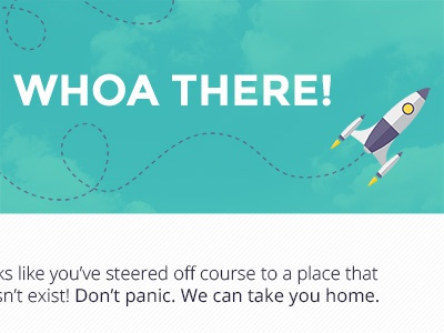 404: Cuteness Explosion