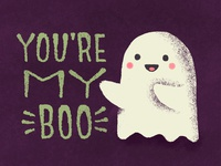 You're my Boo