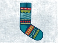 The Seasonal Sock