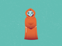 Capuchin Monk