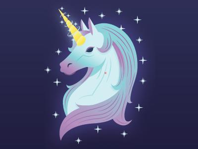 Magically Majestic Unicorn