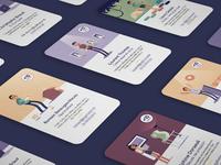 Agilitation Business cards