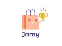 Logo Jamy ecommerce