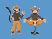 Monkey - Ergotact